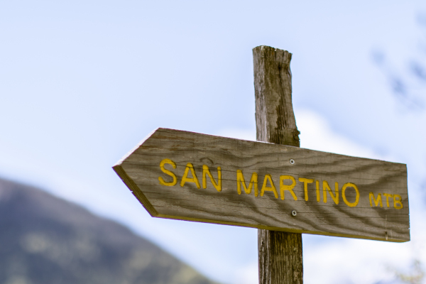 Anmeldung in San Martino